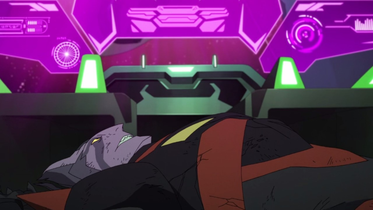 galra down