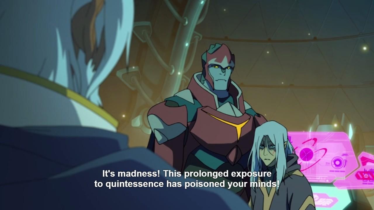 quintessence poisoning