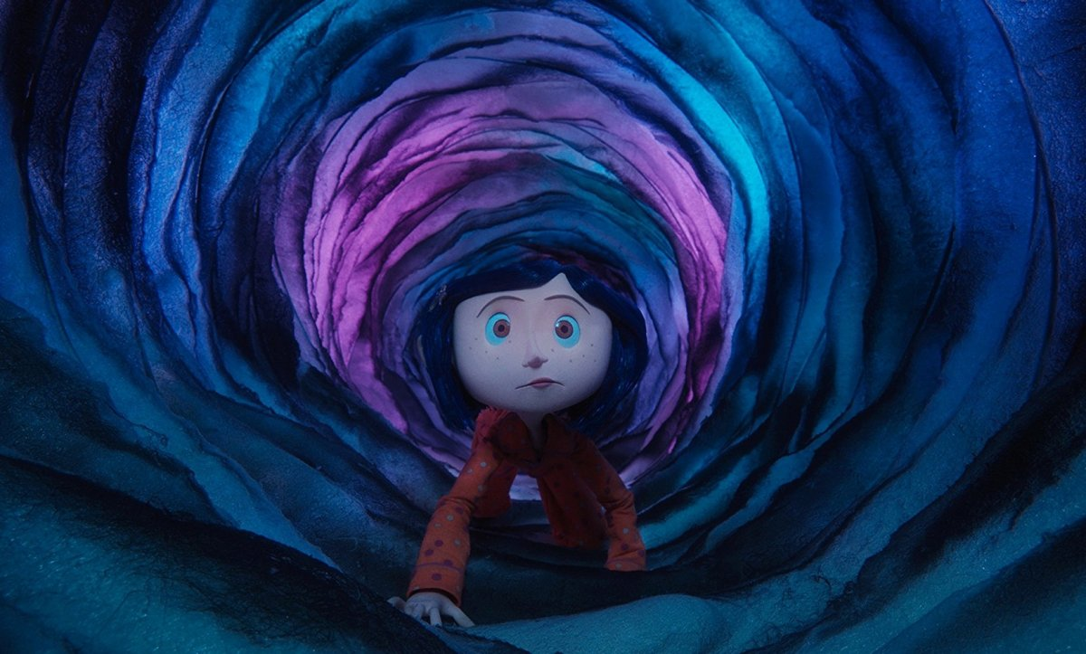 Coraline: Book & Movie Comparison