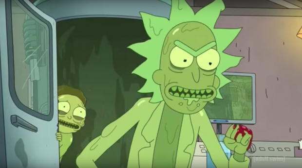rick and morty toxic