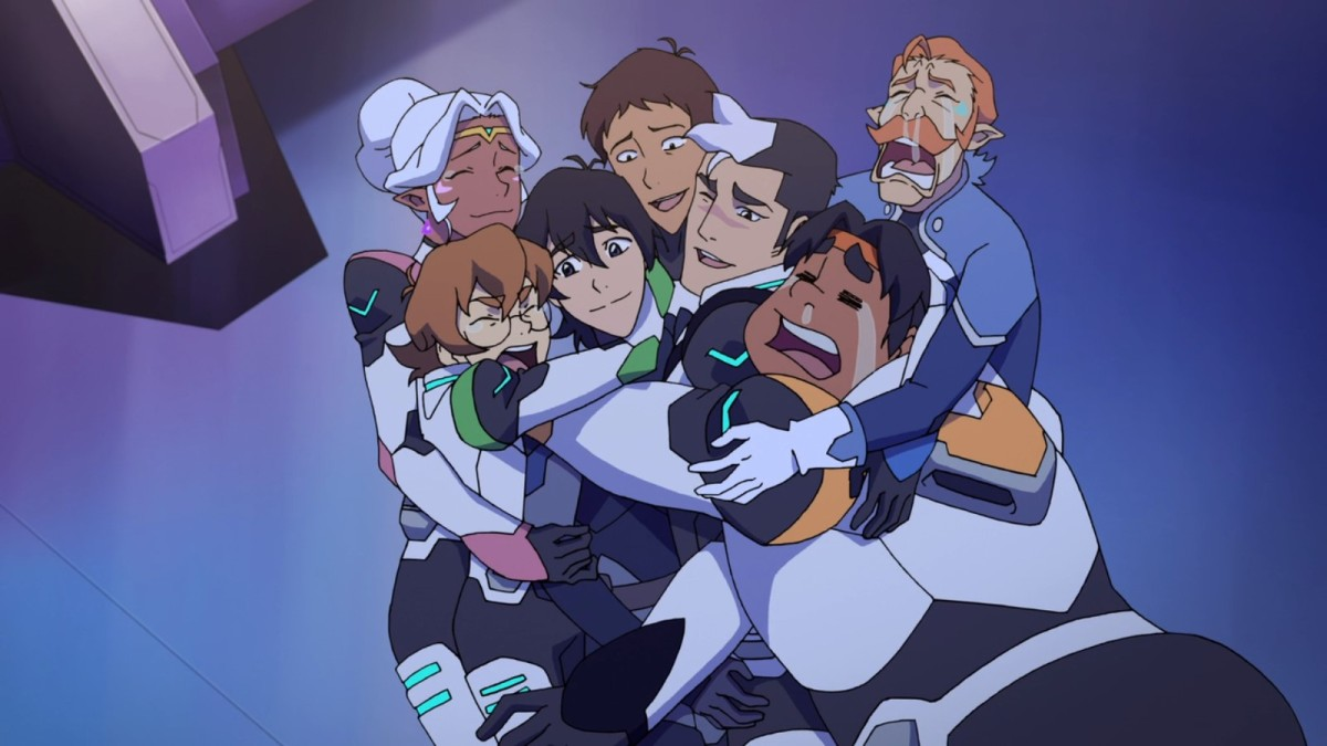 Patience Yields Focus…and an Amazing Voltron Season 4