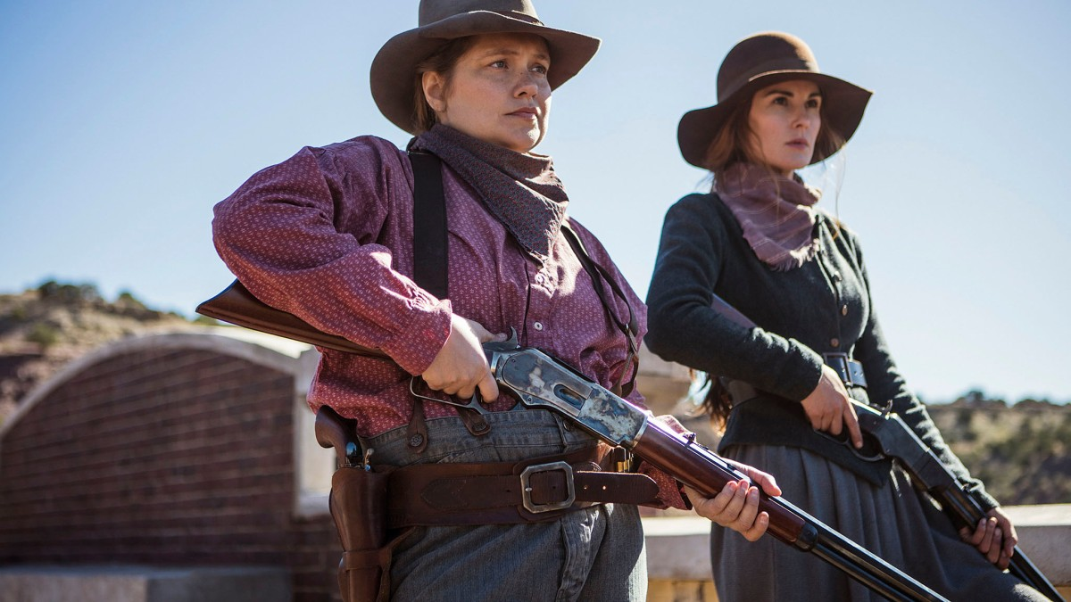 'Godless' Is the Woman-Centered Western We've Been Waiting For
