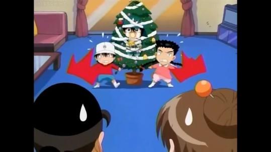 tenipuri christmas