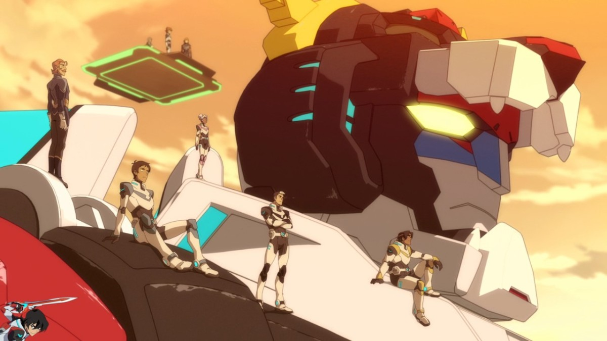 Season 5: A New Dawn for Voltron Legendary Defender
