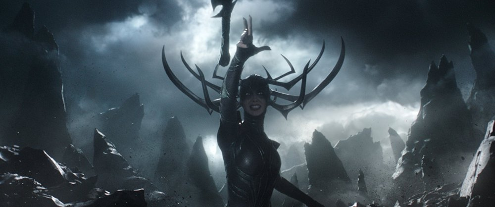 Hela goes badder