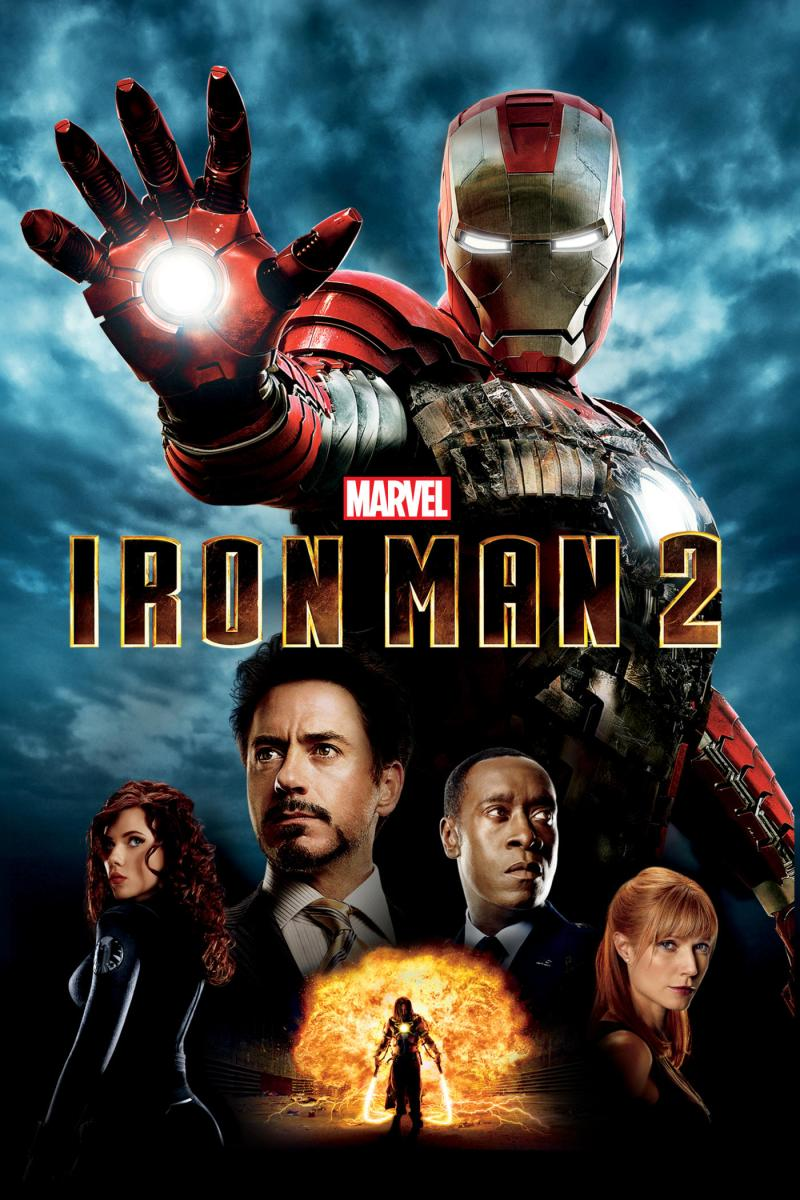 Infinity War Countdown: Iron Man 2