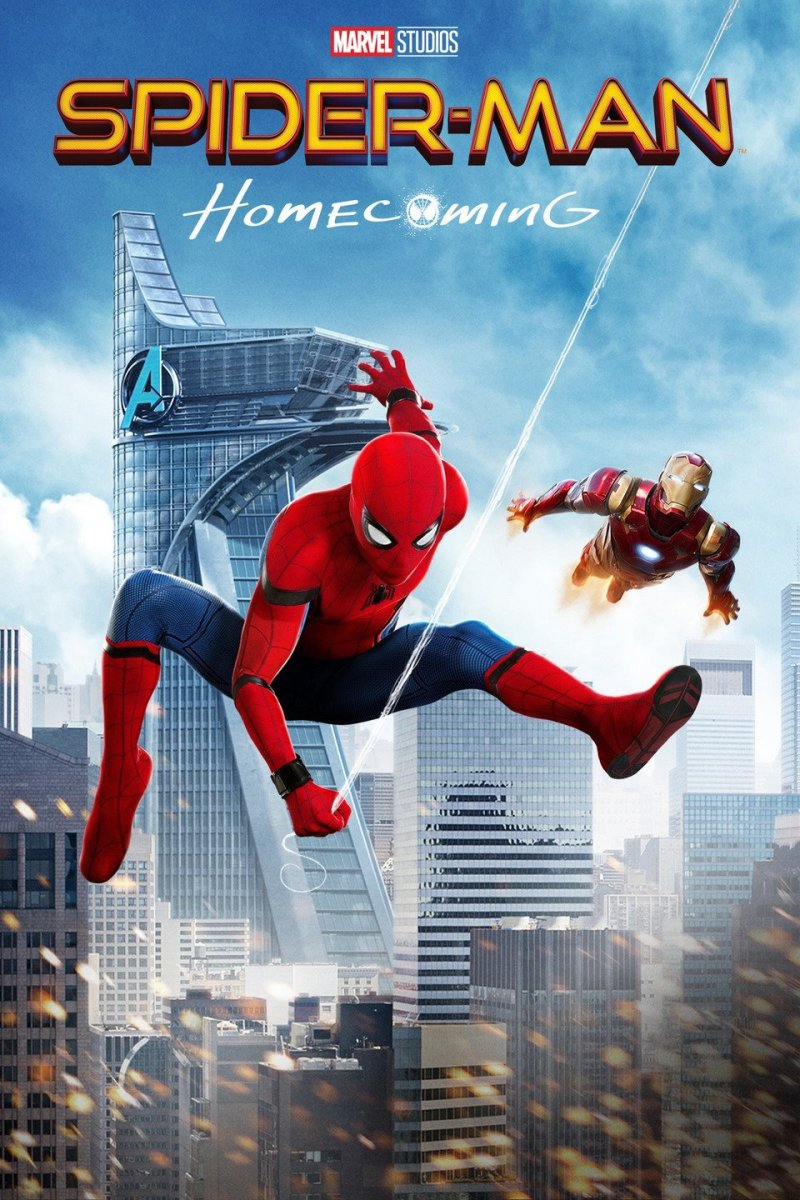 Infinity War Countdown: Spiderman: Homecoming