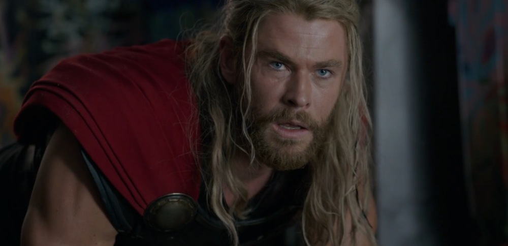Thor long hair