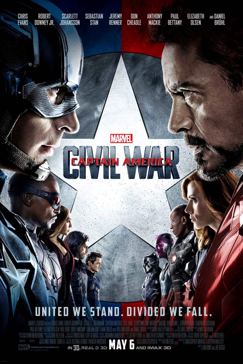 Infinity War Countdown: Captain America: Civil War